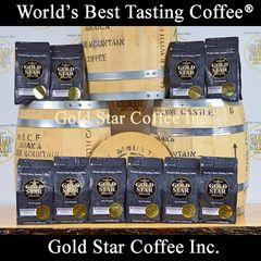 10 lb Jamaica Blue Mountain Peaberry Coffee