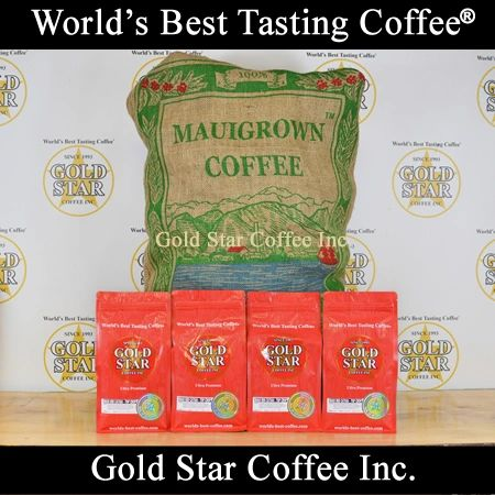 4 lb Hawaiian Maui Red Catuai - Top Crop SPECIAL