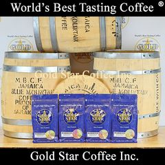 4 lb Jamaican Blue Mountain Coffee