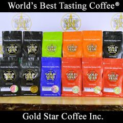 Custom Combo Coffee Pack - 10lb