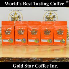 5 lb Various Origin Fair Trade / Organic Certified Coffee Combo Special