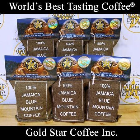6 lb Wallenford Estates Jamaican Blue Mountain Coffee DARK ROAST