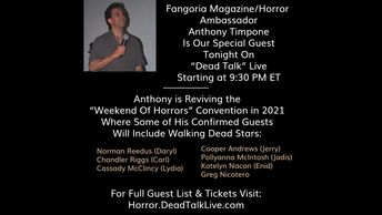 Anthony Timpone - Fangoria