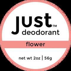 Deodorant Flower