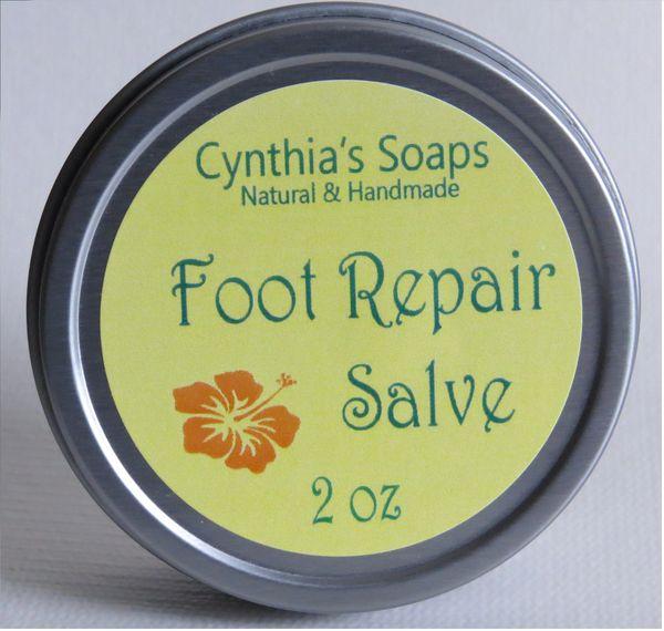 Foot Repair Salve
