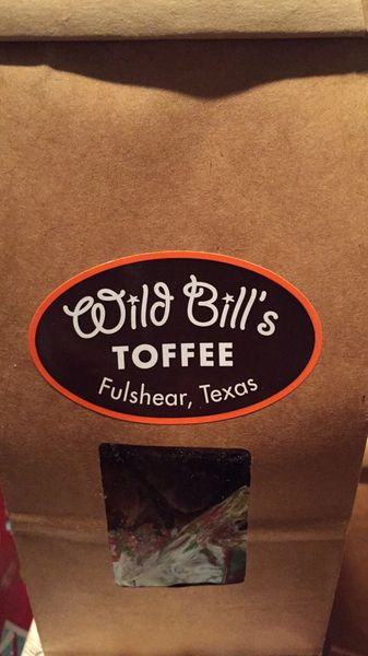 Wild Bill's Toffee 1 lb