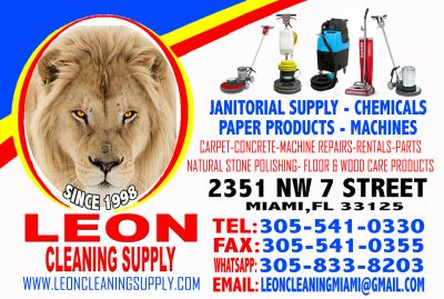 Leon Cleaning Supply