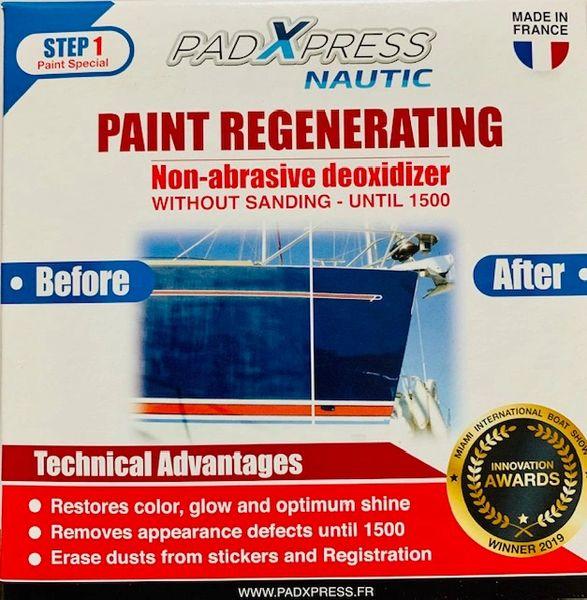 PADXPRESS Nautic Paint Regenerating   LEON CLEANING SUPPLY
