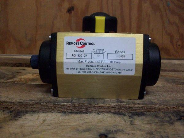 Remote Control RCI 420-DA Actuator