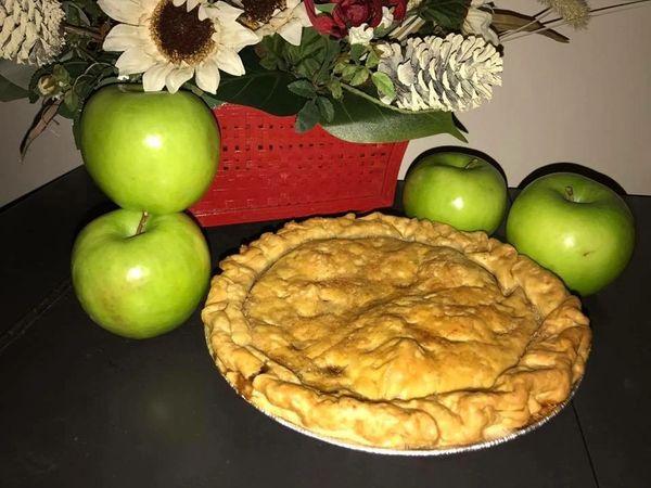 All-American Apple Pie Spice