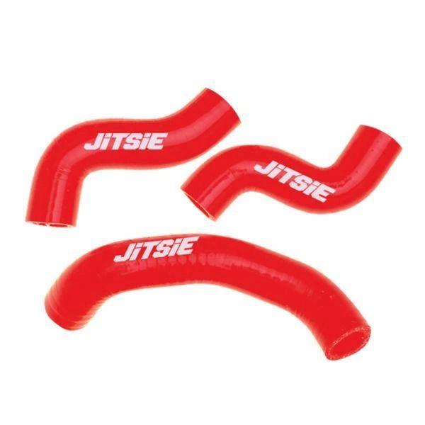 Jitsie Beta Evo Water Hoses Red Moto Trials Trial Coolant