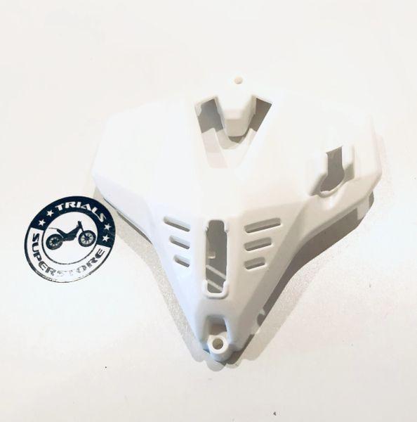Beta Evo Headlight Mask White 007-438430-011 Trials