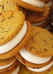 Milk Chocolate Chip Cookie S'mores