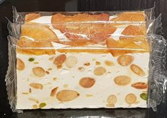 Orange, Pistachio & Almond Nougat