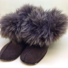 Shearling Cabin Warmers