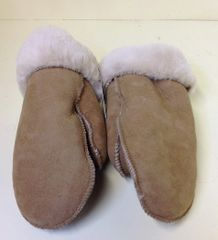 Shearling Ladies Mitten