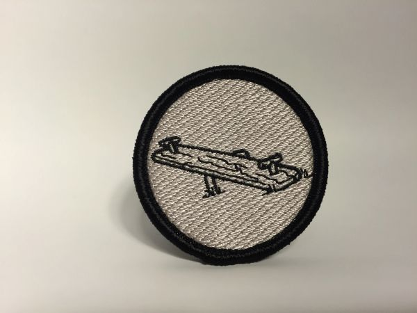 High Centered Patch