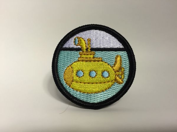 Submerged Patch