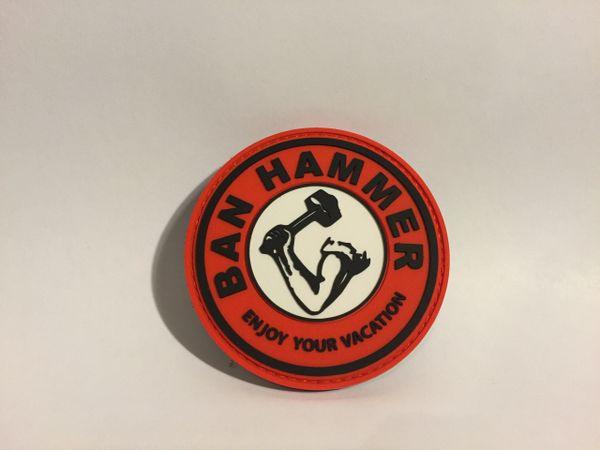 Ban Hammer Patch