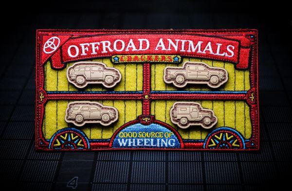 Offroad Animals