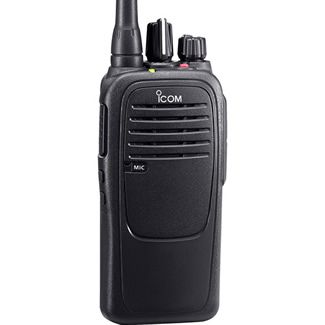 F1000 86 136-174MHz VHF 16 CH, IP67 Waterproof. Includes BC-213 Rapid Charger