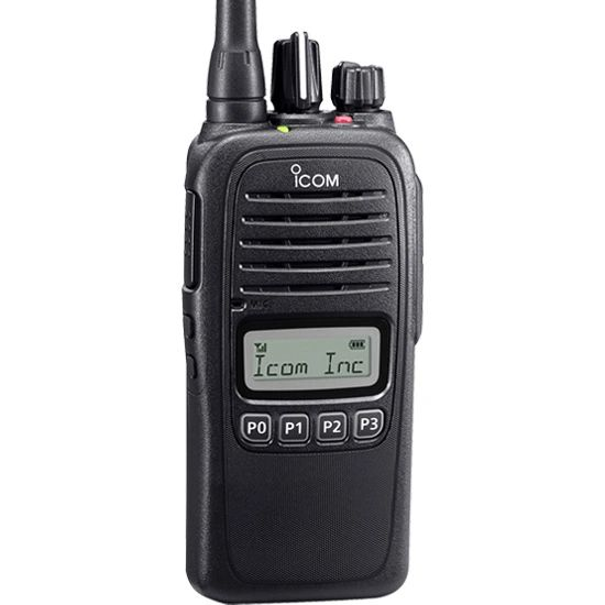 F1000S 90 136-174MHz VHF, 128 CH, LCD, 4-Key, Waterproof. Includes BC213 Rapid Charger