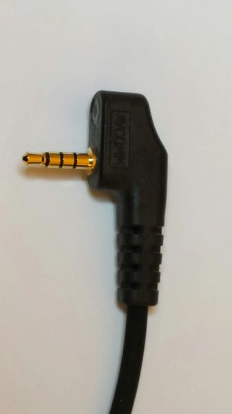 P0465 Hand-Held Radio Interface: Vertex Bolt-On