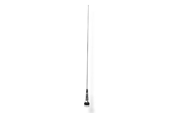 MWB 1320 132-512 MHz 200W 1/4 Wave Antenna w/ Spring
