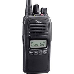 F2000S 23 450-512MHz UHF, 128 CH, LCD, 4-Key. Waterproof. Includes BC213 Rapid Charger