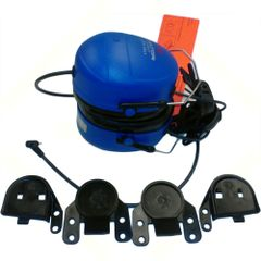 RMN4054B Motorola (Peltor) Hard Hat Receive Only Headset 3.5mm (hard hat not included)