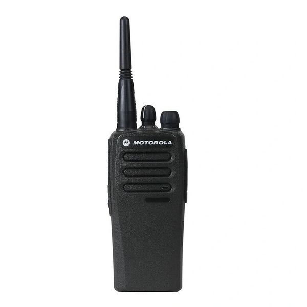 CP200d-VA-L2-W VHF ANALOG w/ 2250MaH Li-Ion Battery, Rapid Charger