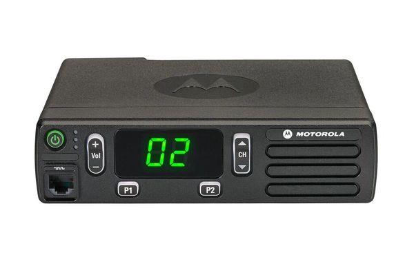 CM200D-UD25 DIGITAL UHF 403-470MHZ - 25 WATTS - 16 CHANNELS - STD MIC