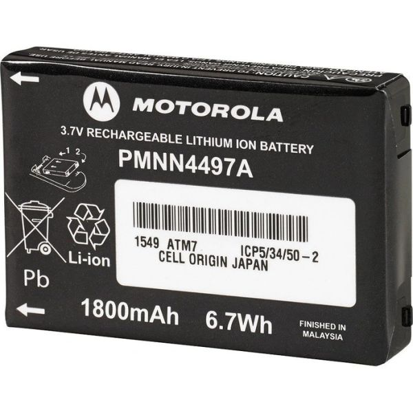 PMNN4497 VL50 Li-Ion Battery / 1100 mAh / 3.6v
