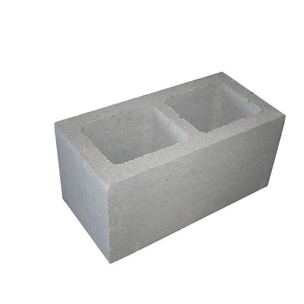 38 LB Cinder Block - NOT FOR SALE - Example Only