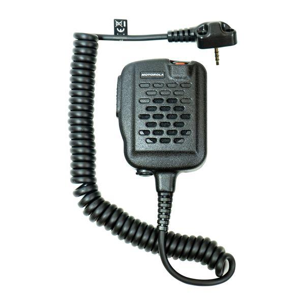 MH-45B4B Motorola Heavy Duty Noise Cancelling Speaker Microphone