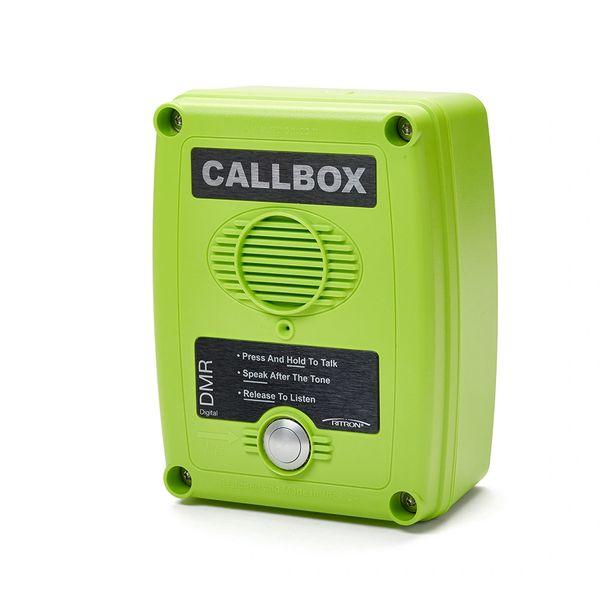 RQX-117DMR VHF DMR DIGITAL, 150-160 MHZ, Part 90 Freqs, Hi-Viz Green Housing 700mW 2 Watts yes