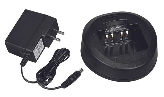 VAC-UNI-B Motorola Single unit charger for UNI battery system