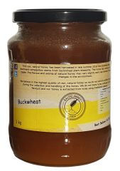 Buckwheat Blossom Honey