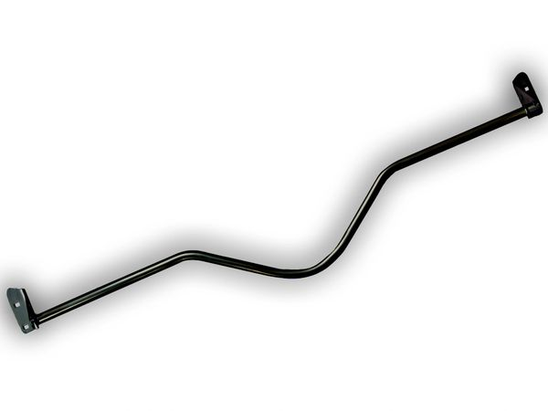 MONTE CARLO BARS (69-70): CURVED, BLACK