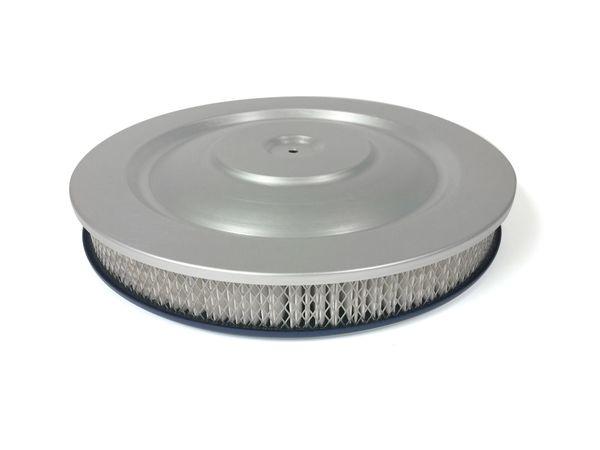 SPUN ALUMINUM AIR CLEANER ASSEMBLY (64-73)