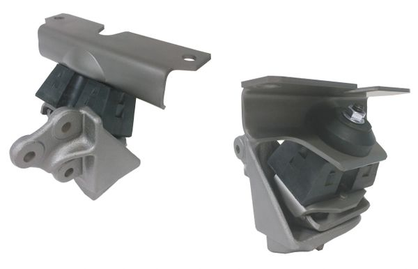 HIGH PERFORMANCE ENGINE MOUNT KIT (64-65): COMPLETE KIT