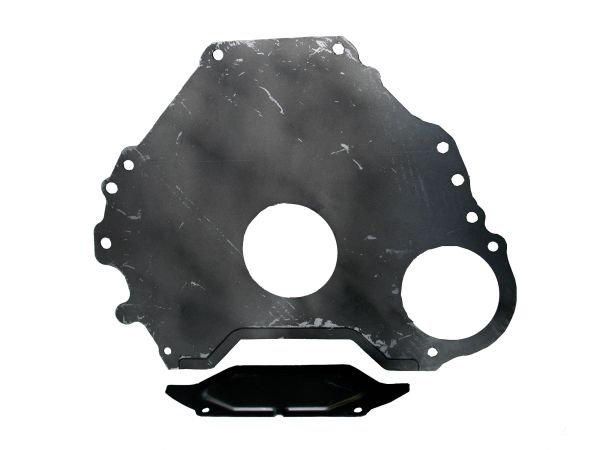 AUTOMATIC TRANSMISSION SPACER PLATE (65-68): C-4,289,6 BOLT,157T