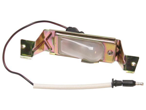 REAR BUMPER LICENSE LAMP (71-73)