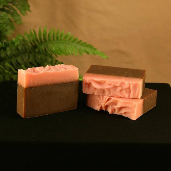Brown Eyed Girl Handmade Soap