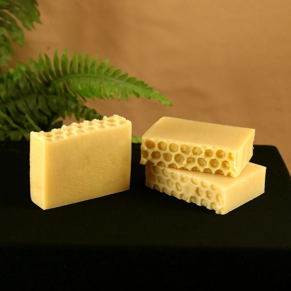 American Honey (Buttermilk &Honey) Handmade Soap