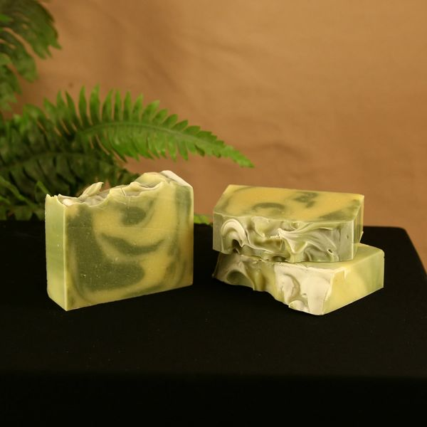 Good Vibrations (Lemon Grass) Handmade Soap