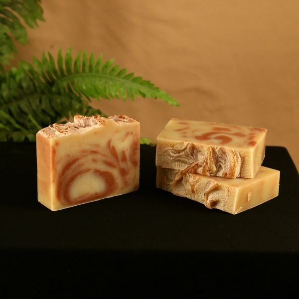 Live for Today (Patchouli & Lavender) Handmade Soap