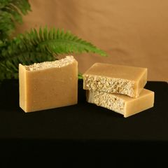 Home Sweet Home (Oatmeal, Milk & Honey) Handmade Soap