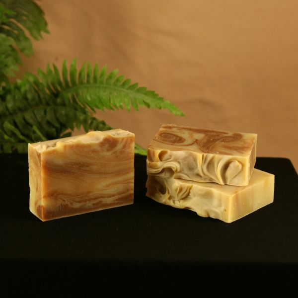 Moon Shadow (Teakwood & Cardamom) Handmade Soap