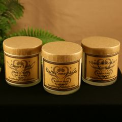 1. Soy Candles